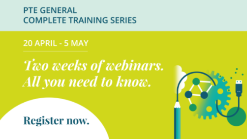 PTE General training series
